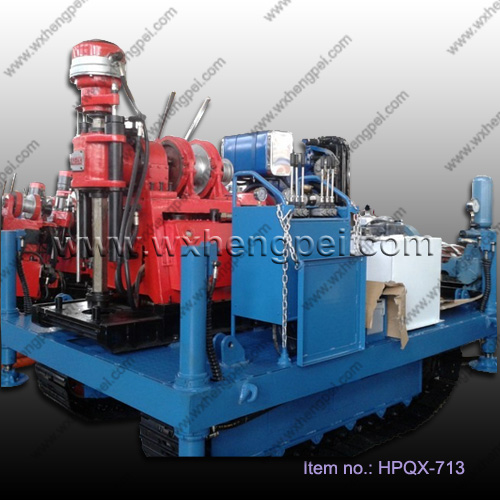 Good used spindle Rotary crawler drilling rig with high&nbsp
