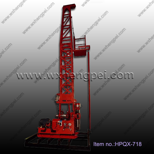 Portable core drilling equipment for sale with drill tower&n