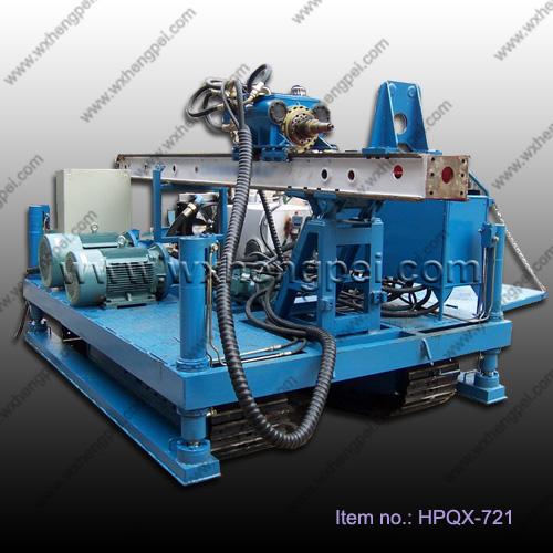 High Performance jet grouting drilling rig for anchoring XPL