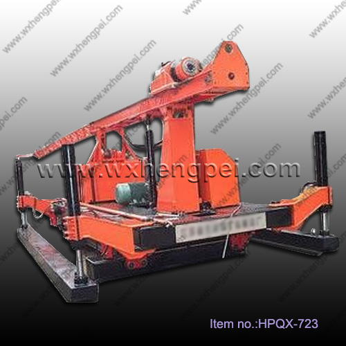 Full hydraulic power head drilling rig XPL-30B