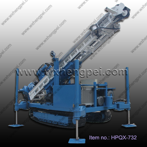All-hydraulic multifunctional drilling rig machine for sale YDL-3