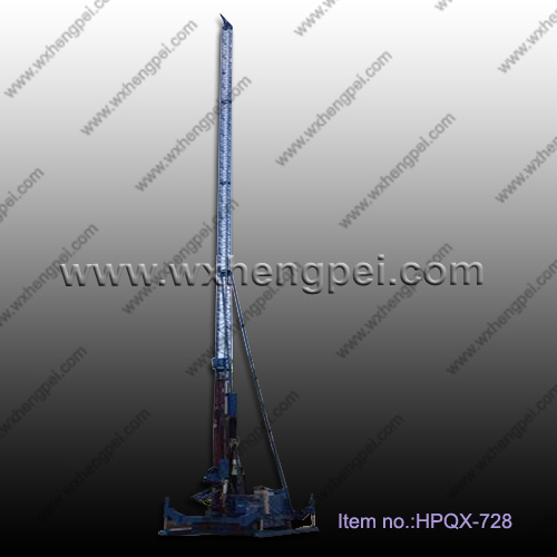 High quality drilling rig manufacturers for jet grouting dri