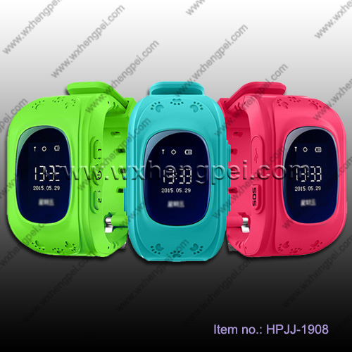 Children's smart phone positioning watch/GPS tracking watch