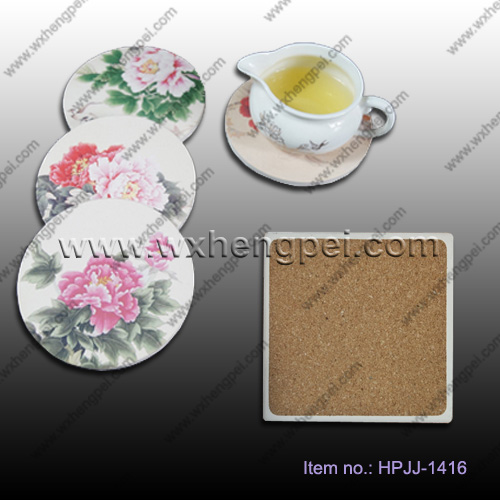 UV print ceramic cup pad