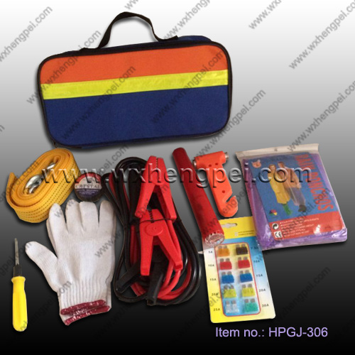 Vehicle maintenance tools /Car emergency kit