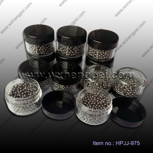 Stainless steel cleaning beads/Wine decanter cleaning beads