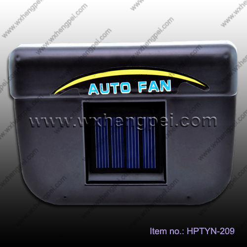 solar powered ventilation fan/solar car ventilation fan