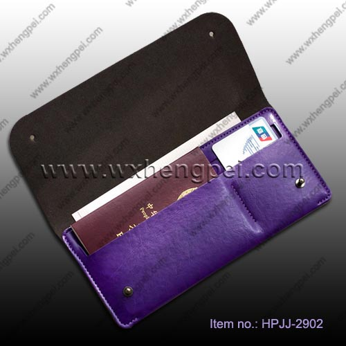 Multifunctional card wallet /Multifunctional card notecase