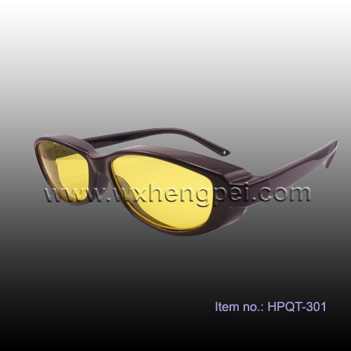 Polarized night glasses Night driving Glasses(HPQT-301)