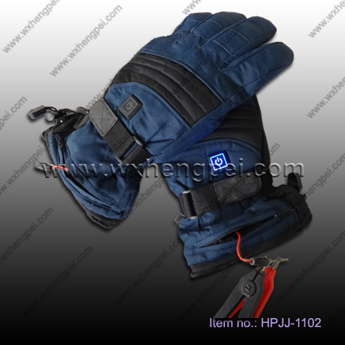 Customized rechargeable heated gloves / ski gloves / outdoor