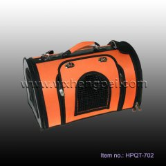 2012 new style bicycle pet bag for travel (HPQT-702)