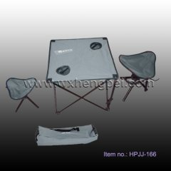 out door fishing kit folding table and chair, Advertising our