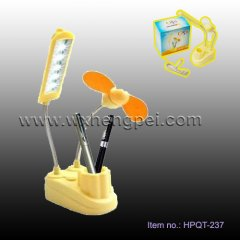 multi-function light, light with fun and pen case (HPQT-237)