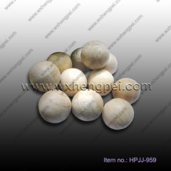 wood camphor ball(HPJJ-959)