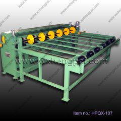 2013 double roller guillotine shearing machine (HPQX-107)