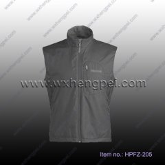 2013 rechargeable heated vest(HPFZ-205)