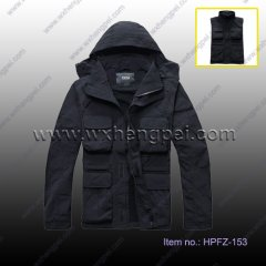 3 in 1 Military Jackets (HPFZ-153)