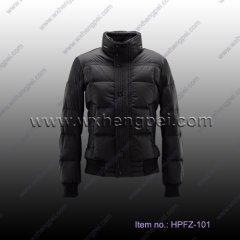 Classic Design Men Down Coat, Down Jacket (HPFZ-101)