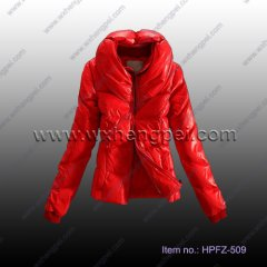 2012 Women Down Jacket (HPFZ-509)