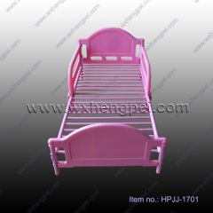 Customised Chilren Plastic Bed (HPJJ-1701)
