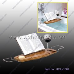 bamboo bathtub rack (HPJJ-1509)