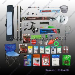 Fishing tool set muti-function (HPJJ-458)