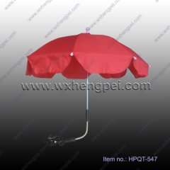 Sun bick Umbrella on Bicycle (HPQT-547)