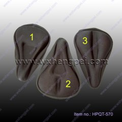 Gel bicycle saddle cover (HPQT-570)