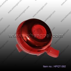 red metal bicycle bell for outdoor travelling (HPQT-592)