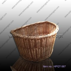 willow bicycle basket/(HPQT-567)