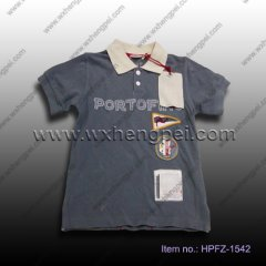 printed boys polo shirt (HPFZ-1542)