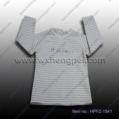 grey stripe boys t-shirt (HPFZ-1541)