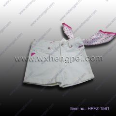 girls hot pants (HPFZ-1561)