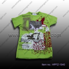 blazing with colour boys t-shirt (HPFZ-1540)