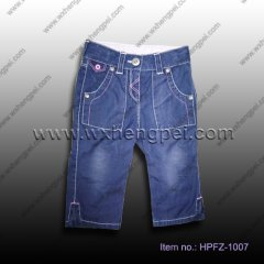 childen pirate shorts (HPFZ-1007)