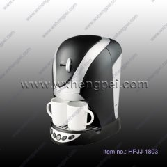 Double Cups Electric EspressoCoffee Maker (HPJJ-1803)