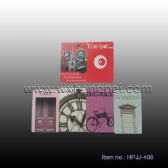 Paper cards Poker customized poker playing card (HPJJ-406)