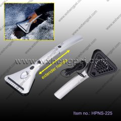 heated ice scraper with LED light (HPNS-225)