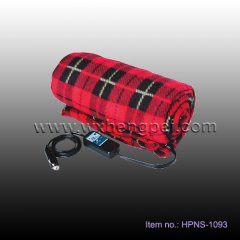 car heated blanket , car 12v blanket(HPNS-1093)