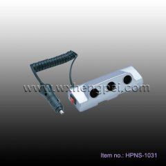 car power socket ,power outlet , triple socket (HPNS-1031)