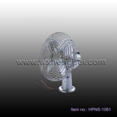 metal fan ,car fan , 12v fan (HPNS-1061)