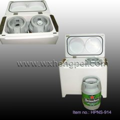 12V car fridge Thermoelectric cooler&Warmer (HPNS-914)