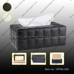 PU tissue box (HPNS-345)
