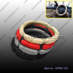new design steering wheel cover (HPNS-123)