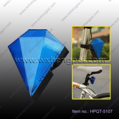 diamond bicycle light/ bicycle rear light for emergency  (HPQ
