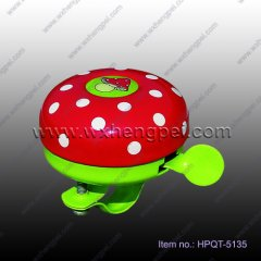 strawberry child bike bell  (HPQT-5135 )