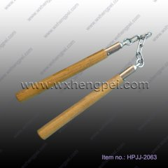 Self-defense stick with metal chain(HPJJ-2063 )