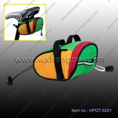 colorful bicycle bag/ bicycle tool rear bag(HPQT-5201)