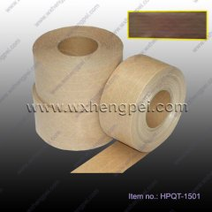 Naturel colored tape with thread inside paper(HPQT-1501 )