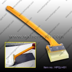 2013 new style long handle car snow shovel(HPQJ-451 )